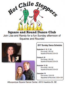 Hot Chile Steppers @ Albuquerque Square Dance Center | Albuquerque | New Mexico | United States