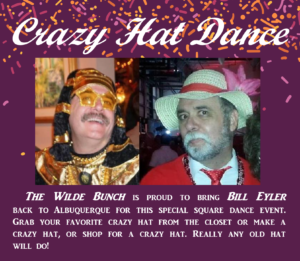 Wilde Bunch Crazy Hat Dance