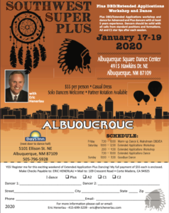 Southwest Super Plus @ Albuquerque Square Dance Center