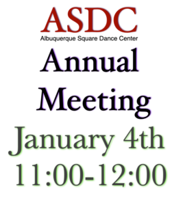 ASDC Annual Meeting
